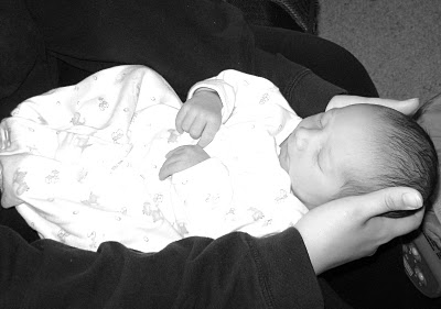 Alex 3 days old